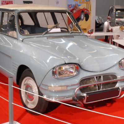 1962 Ami 6