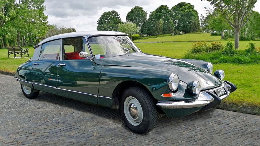 1967 Citroën ID19b