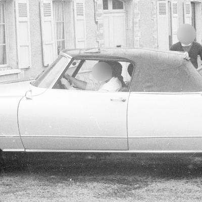 1968 DS cabriolet Chapron