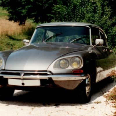 1968 Citroën DS19