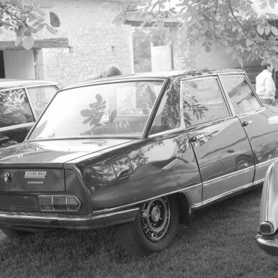 1969 Citroën DS 21 injection Chapron Lorraine