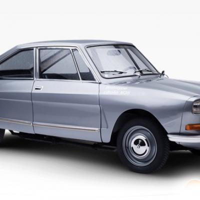 1970 Citroën M35 (photo générique)