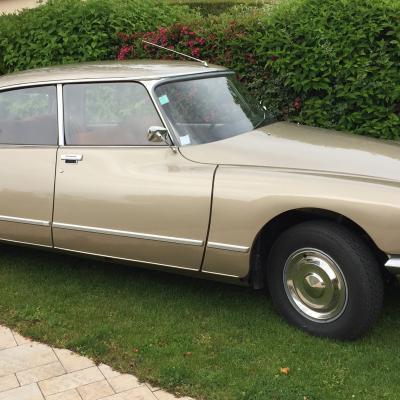 1972 DS 20 Pallas