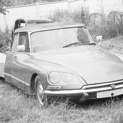 1973 DS mille pattes Tissier