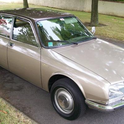 1974 Citroën GS Birotor