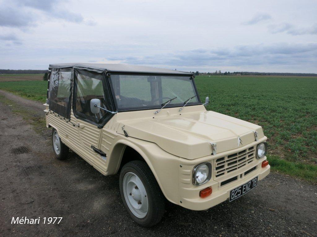 1977 Méhari