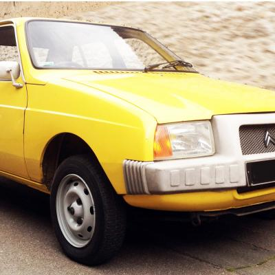 1978 Citroën VISA Spécial
