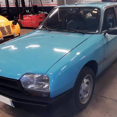 1983 Citroën GSA Special