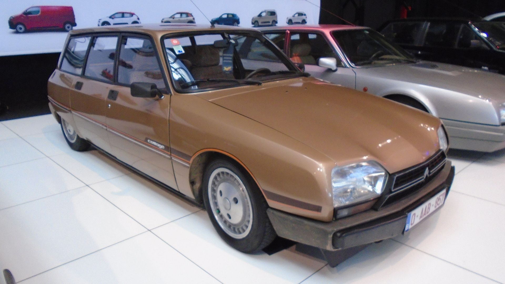 1984 Citroën GSA Cottage