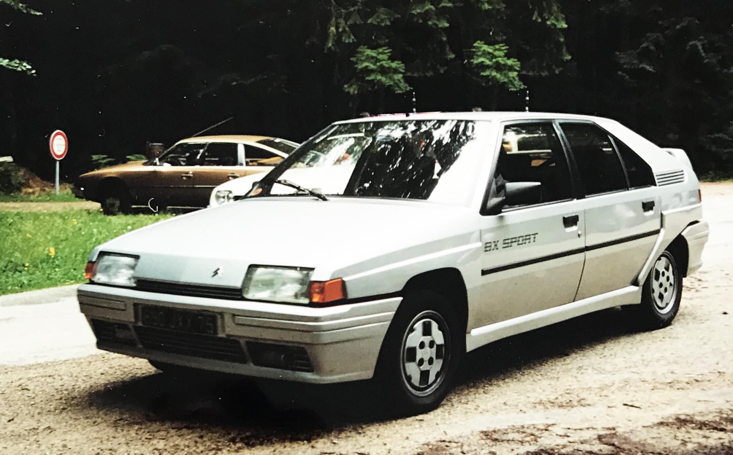 1985 BX Sport