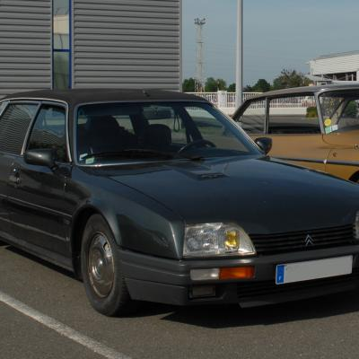 1985 CX Prestige série 2