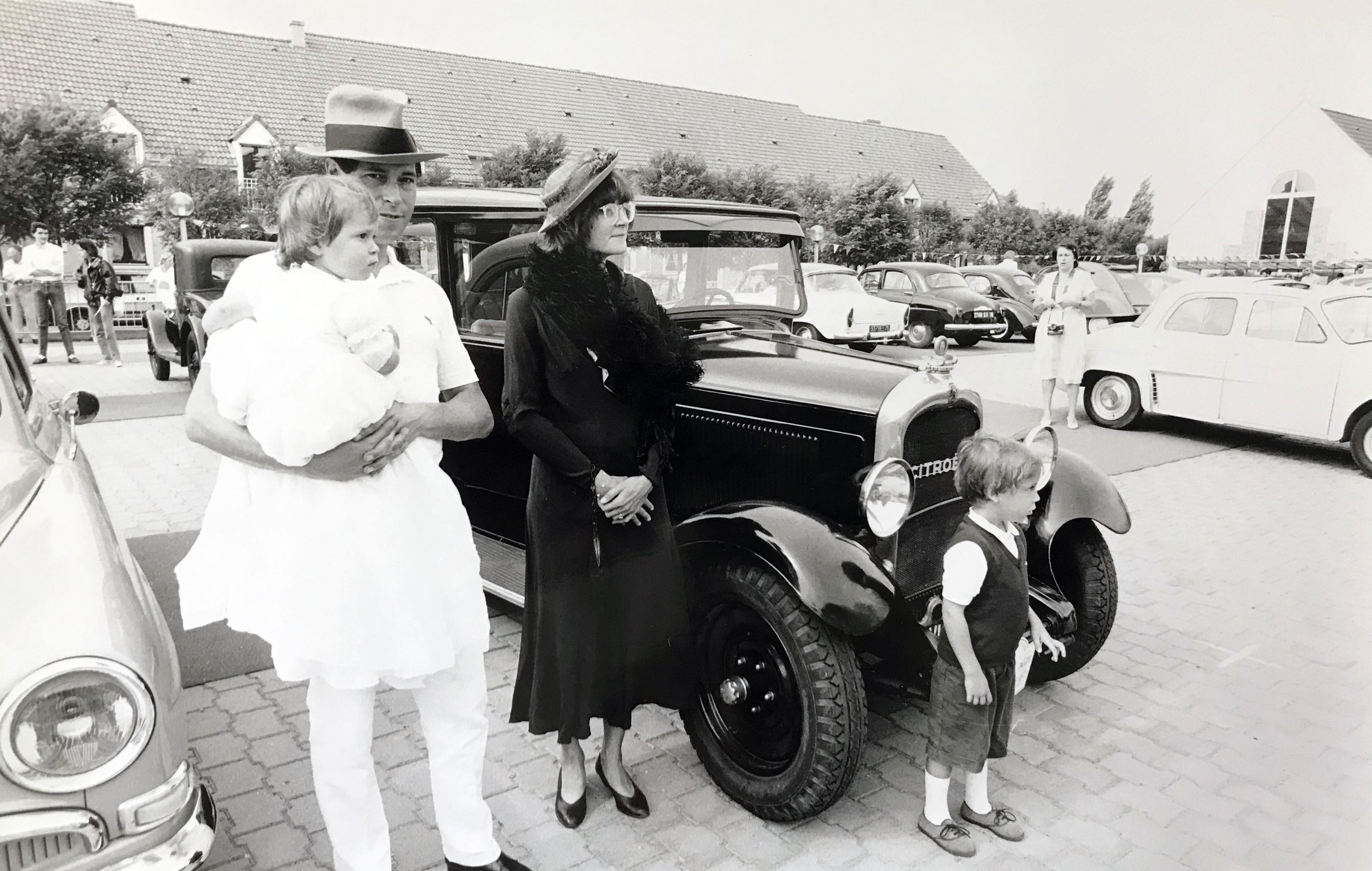 1988 Fête de l'Auto Montigny le Bretonneux