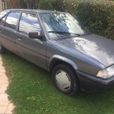 1989 Citroën BX TRD Turbo