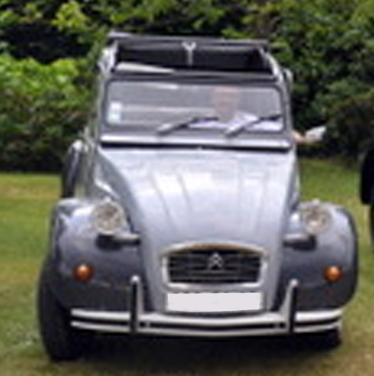 1990 Citroën 2CV Charleston