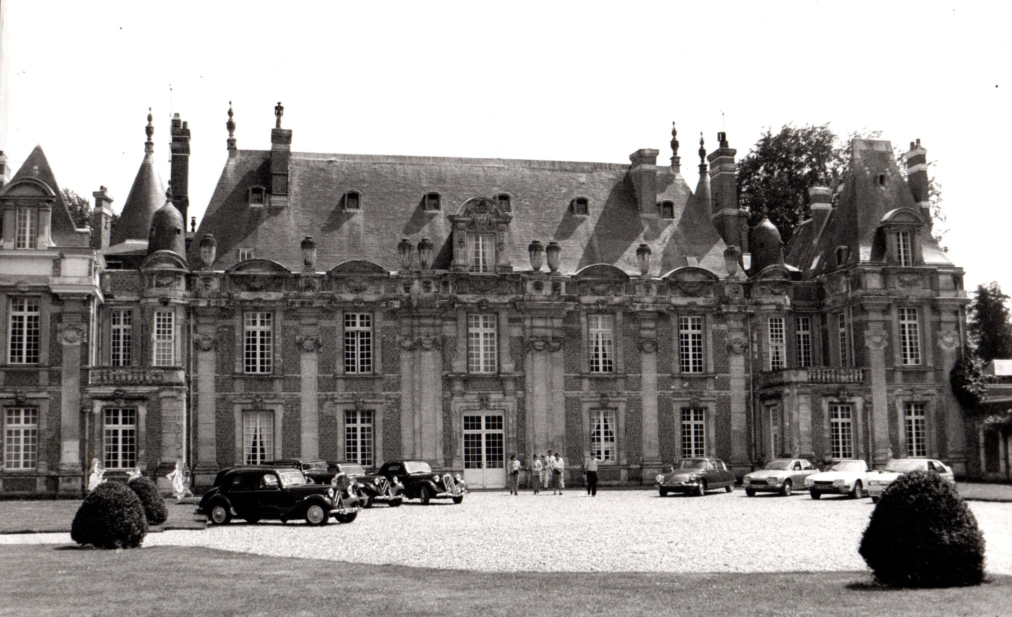 1990 Château de Miromesnil