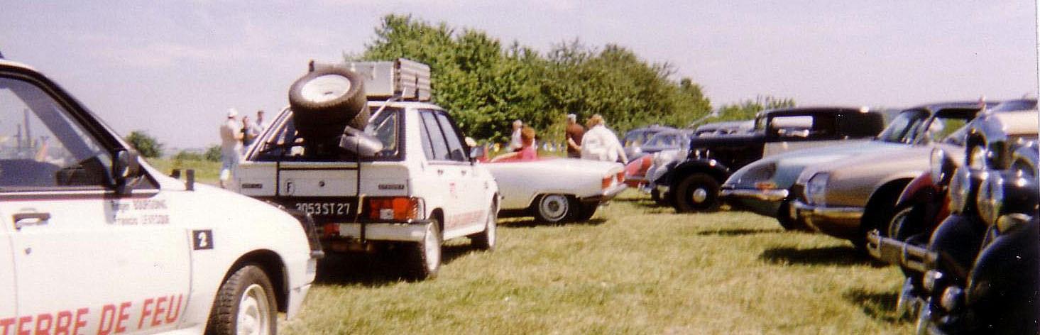 1990 Sortie Villers sur le Roule