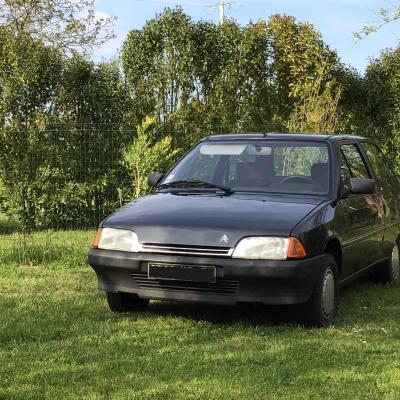 1991 Citroën AX Image