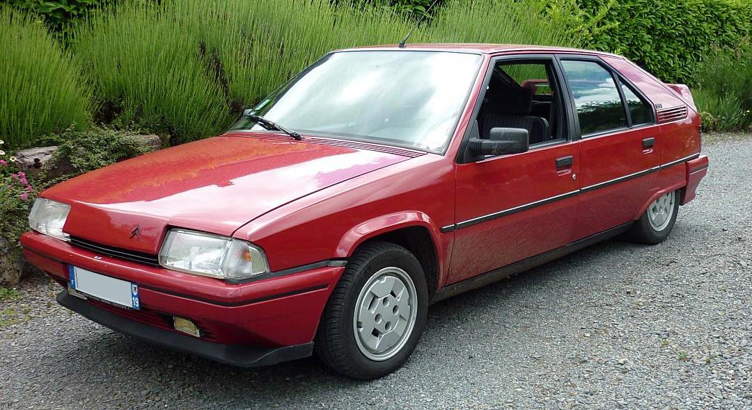 1992 BX Gti