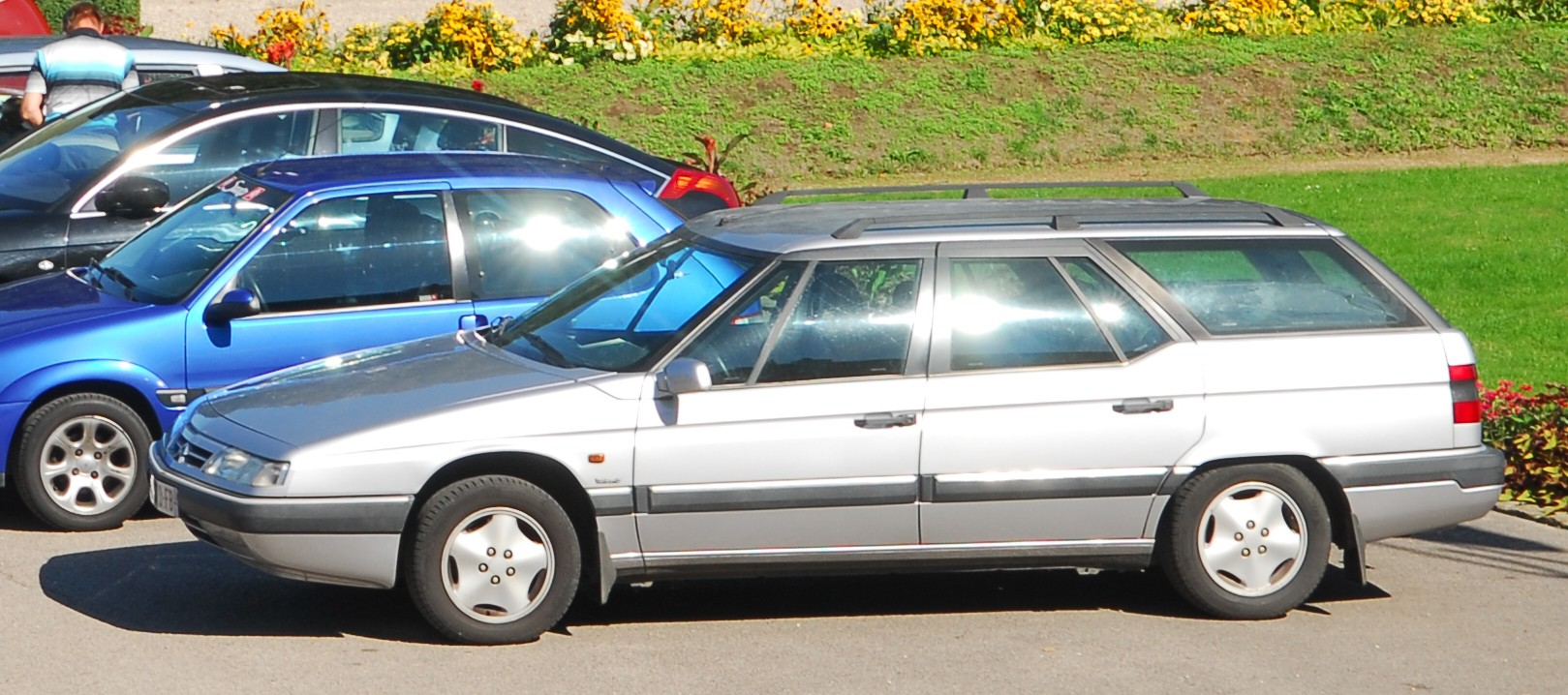 1992 Citroën XM Break