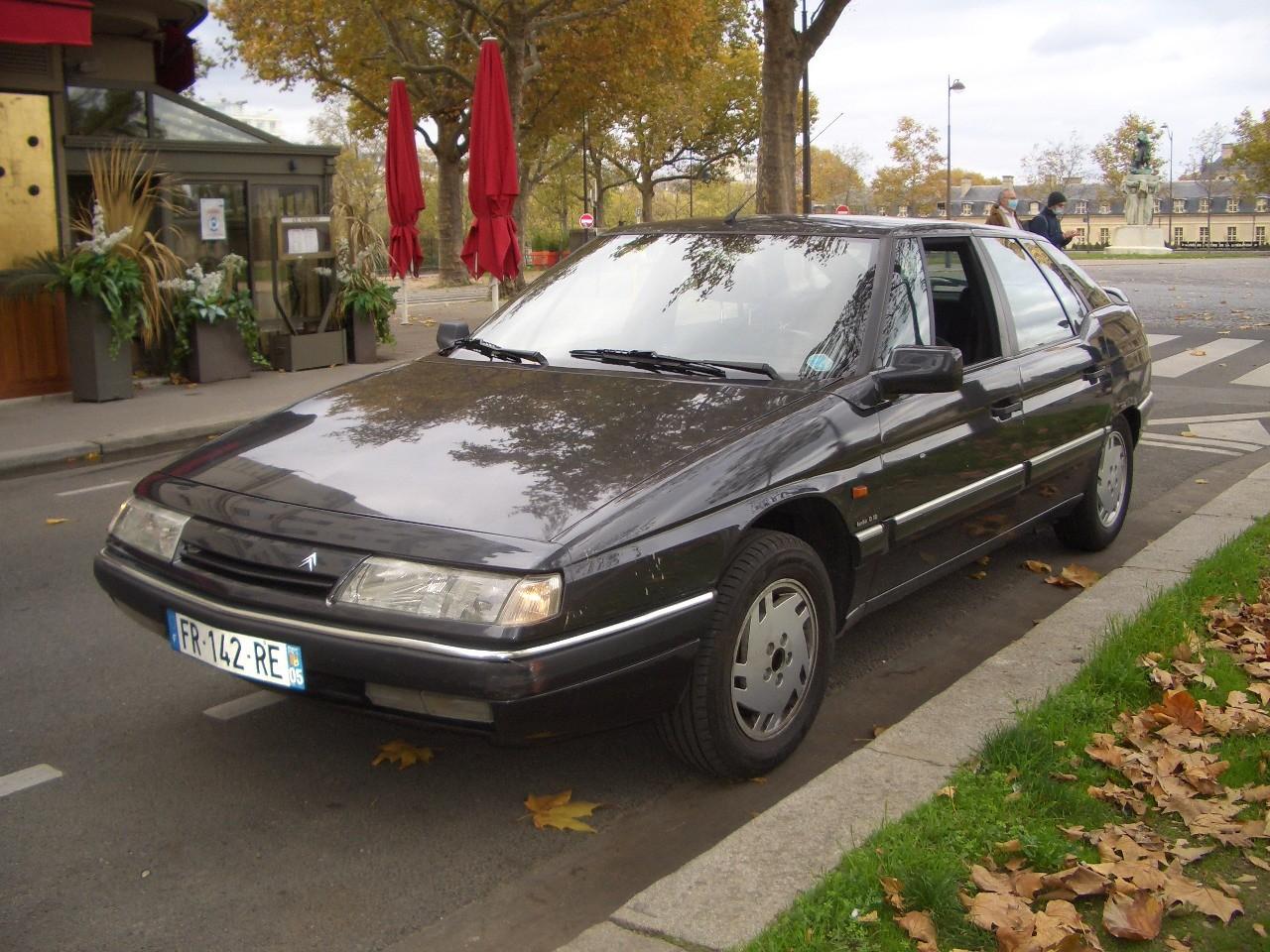 1993 Citroën XM diesel 2,0l Turbo