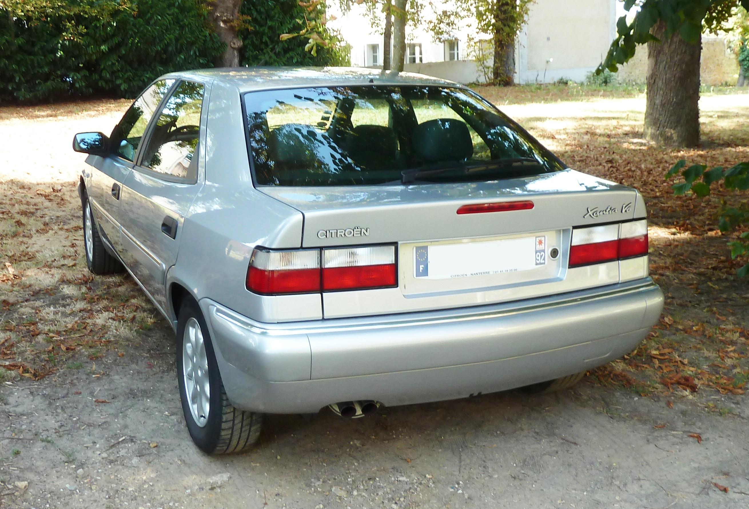 1997 Citroën Xantia activa V6 3.0