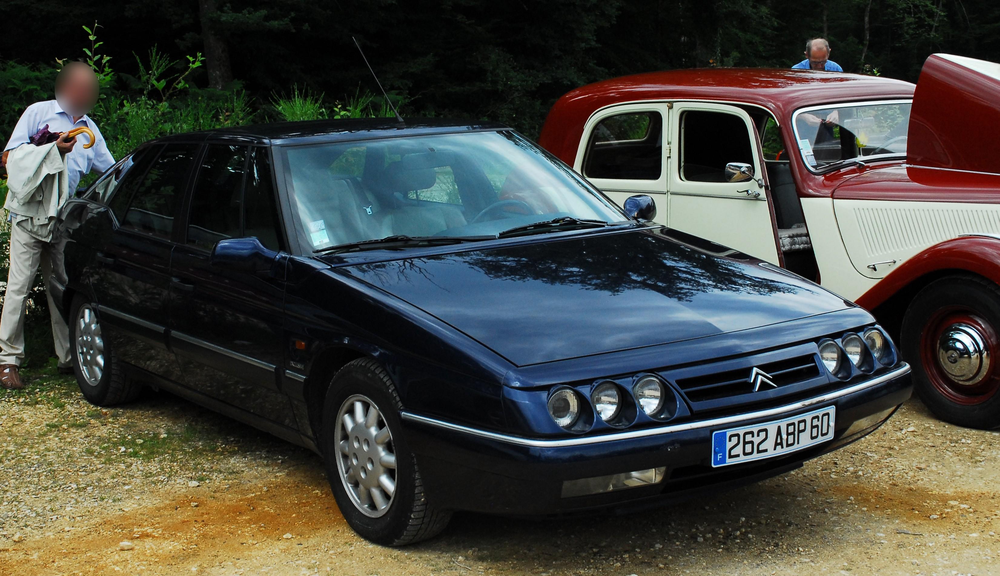 2000 XM 3.0 V6