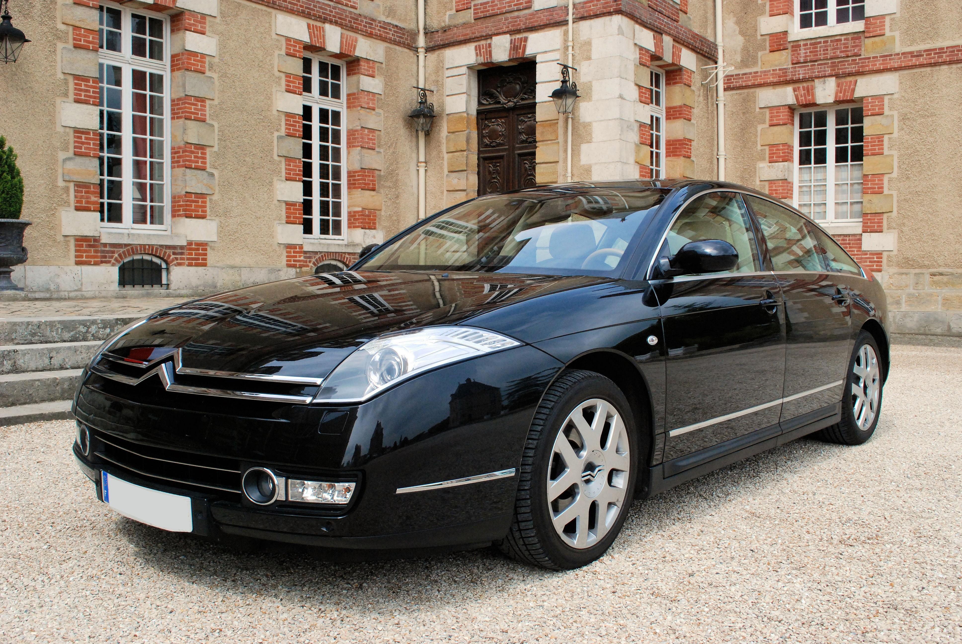2006 Citroën C 6 diesel V6 Hdi 2.7 l