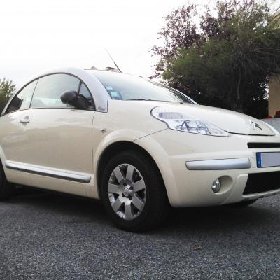 2007 Citroën C3 pluriel