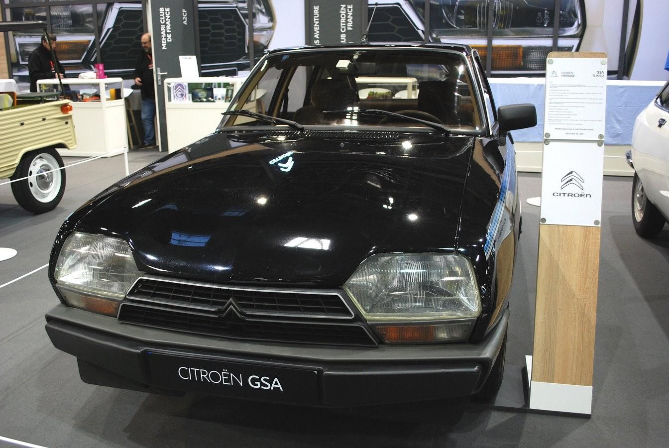 2020 Retromobile - 50 ans de GS