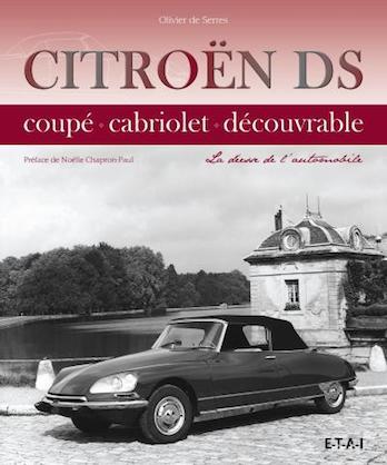 2014 Citroën DS coupé cabriolet découvrable - La Déesse de l'automobile