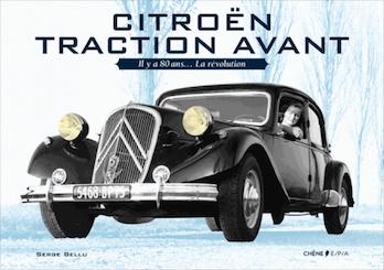 2014 Citroën Traction Avant - Il y a 80 ans la révolution