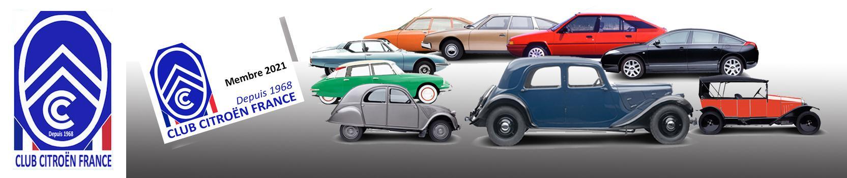 Le Club de toutes les Citroën