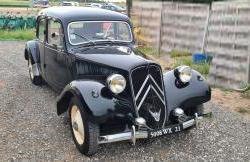 Citroën Traction 11BL 1952