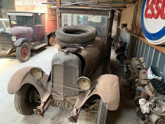 1926 CITROËN B12