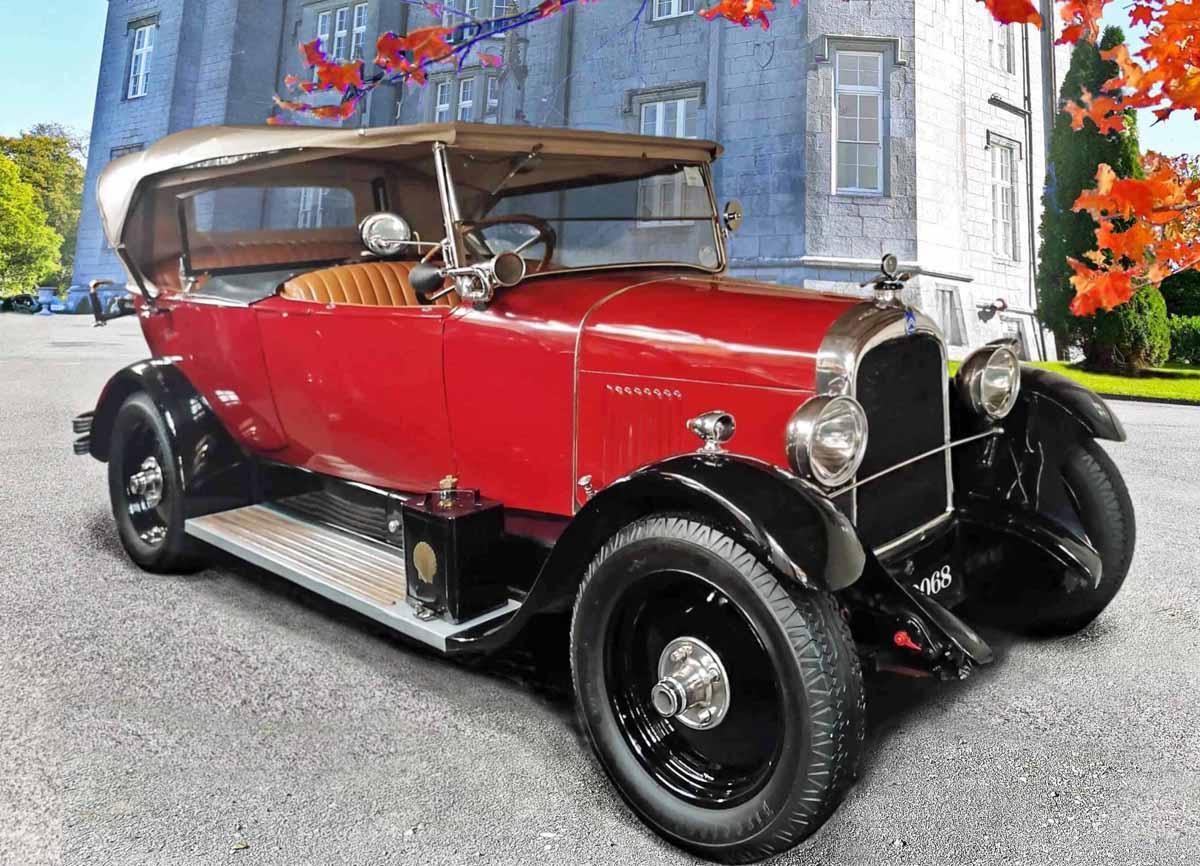 1926 Citroën B14 Torpédo