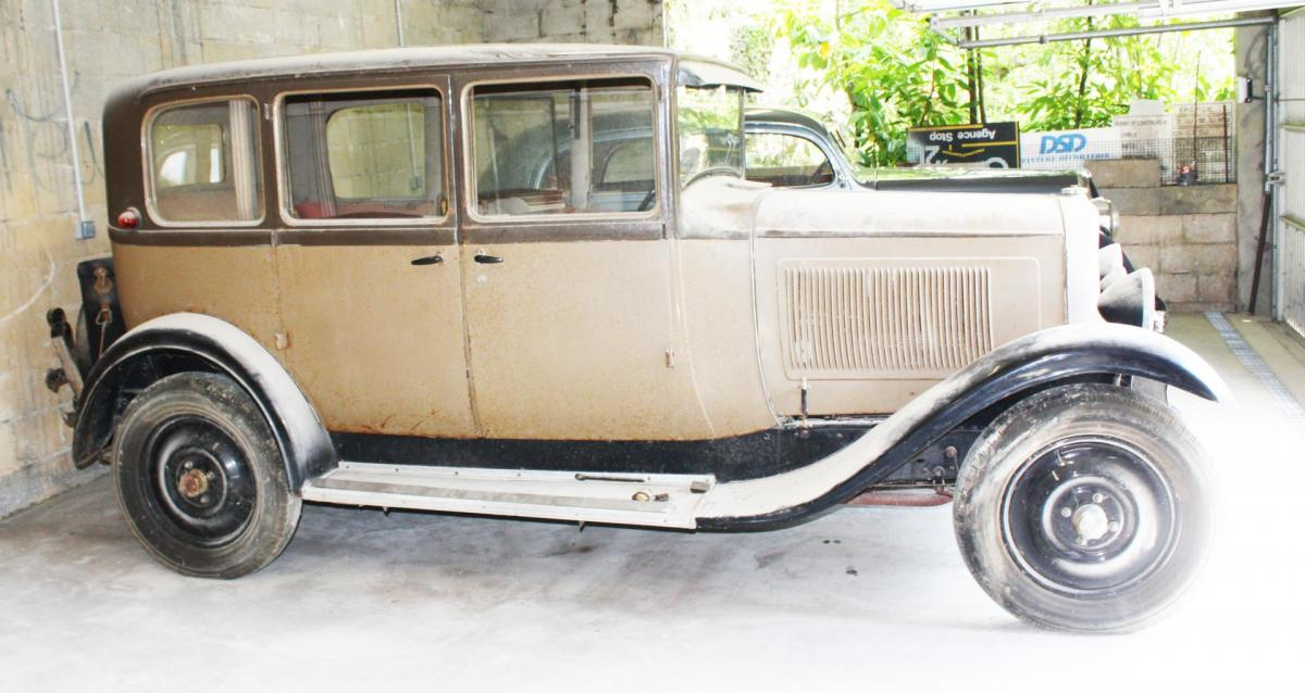 1929 Citroën C4F