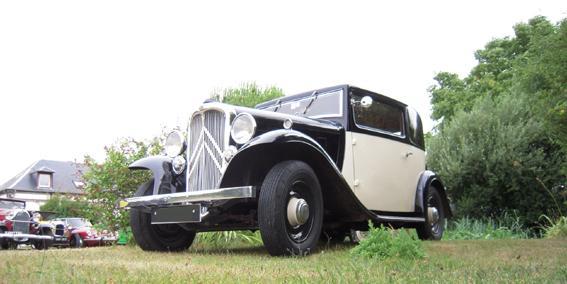1932 Rosalie 10 coach SICAL