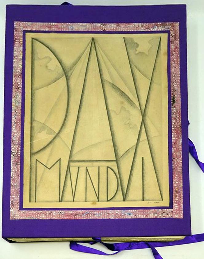 1932 PAX MUNDI - Le livre d'or de la Paix