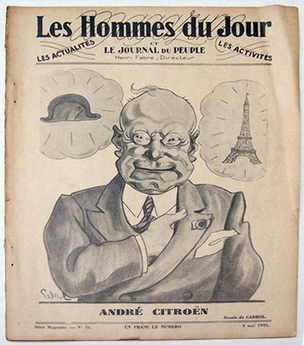 1933 André Citroën