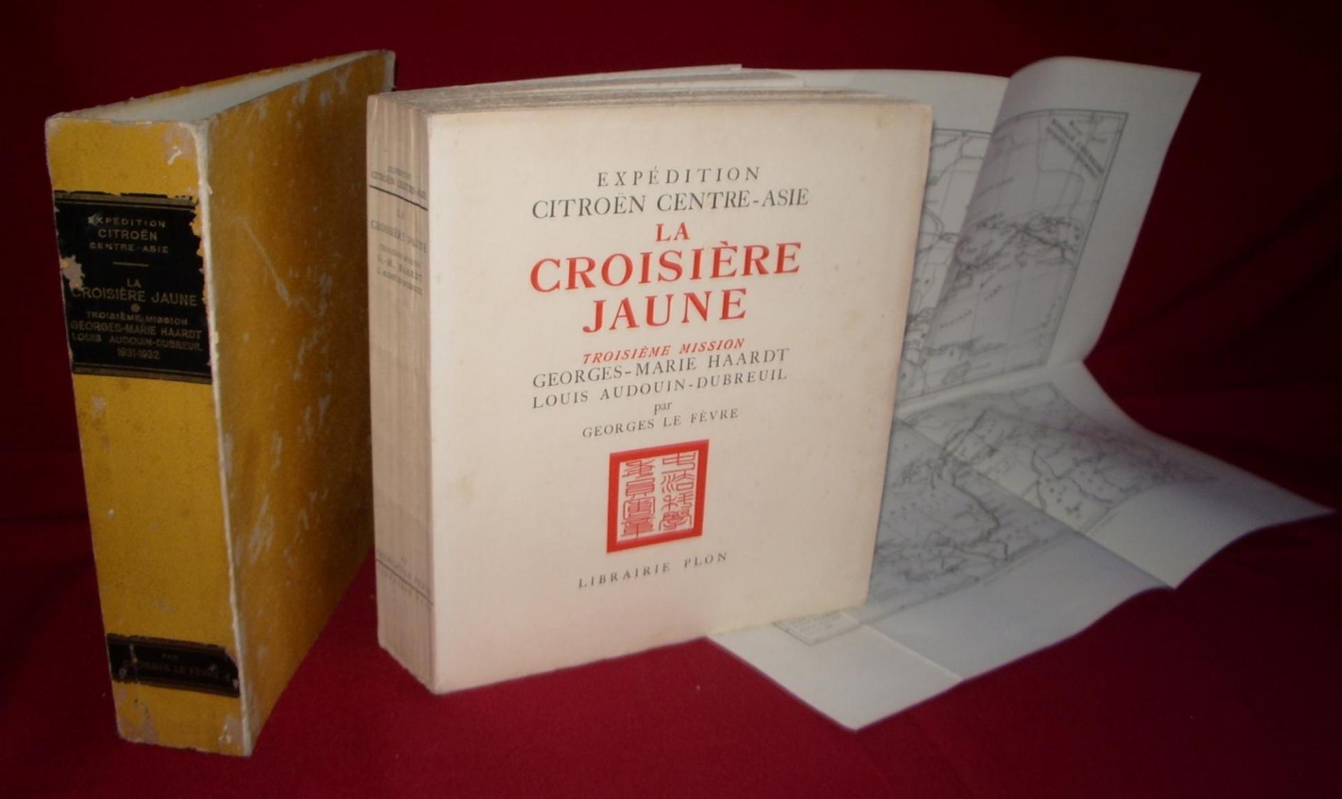 1933 la croisiere jaune tire sur alfa fort 3