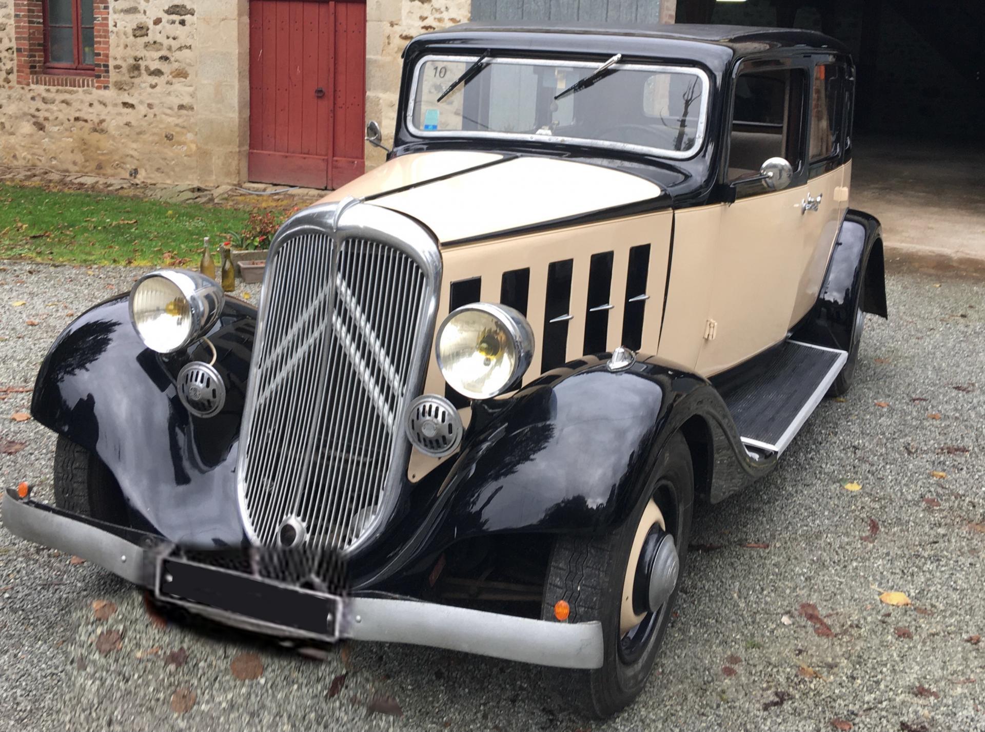 1934 CITROËN Rosalie 10NH