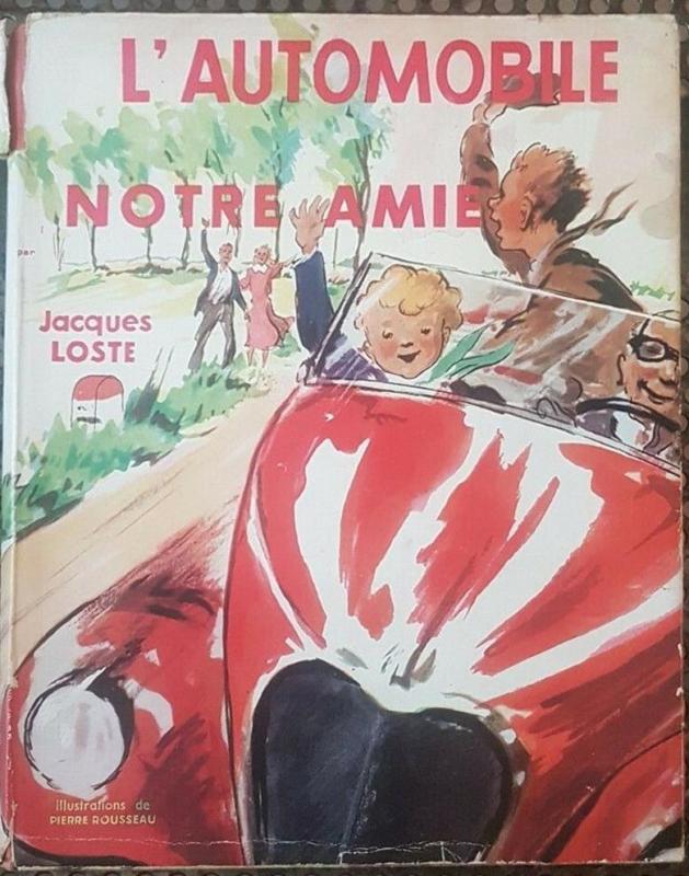 1949 L'Automobile notre amie par L'Argus