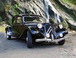 1949 Citroën Traction 11 normale
