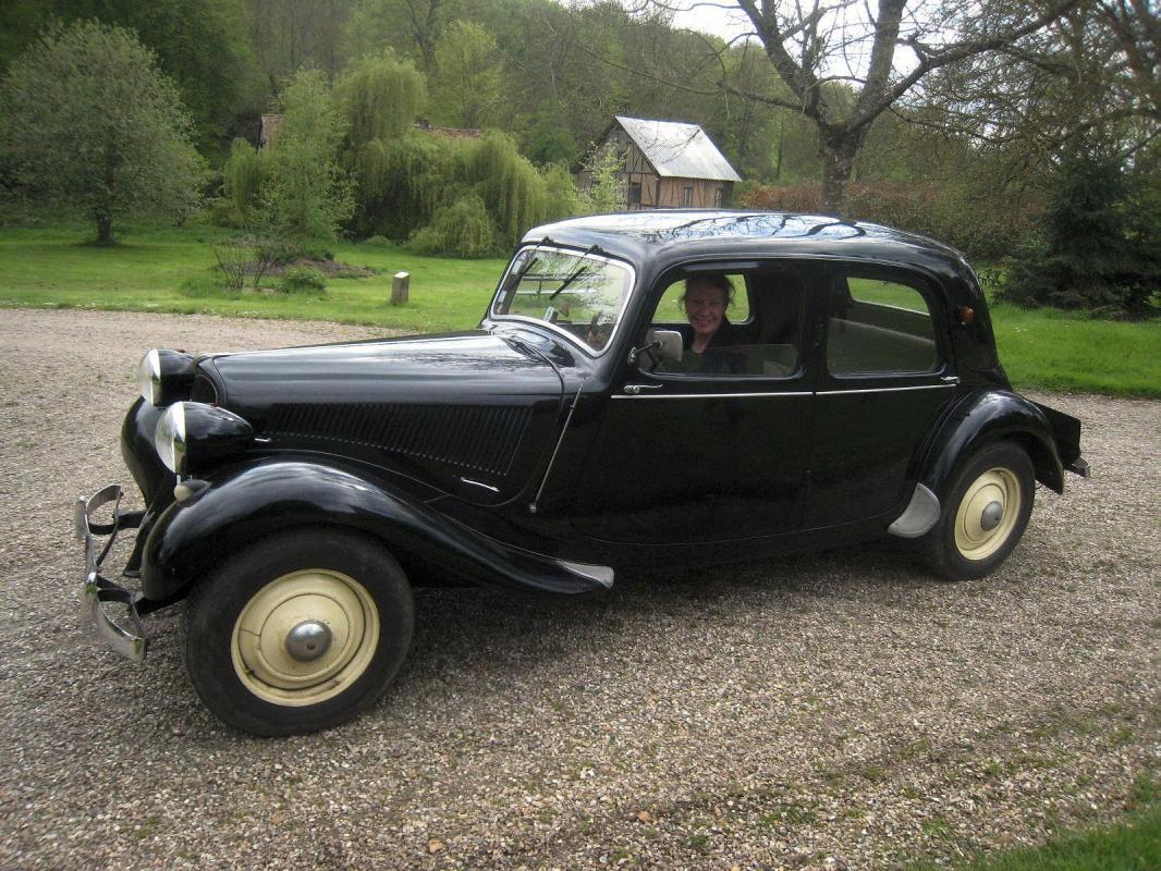1950 Citroën Traction 11BL