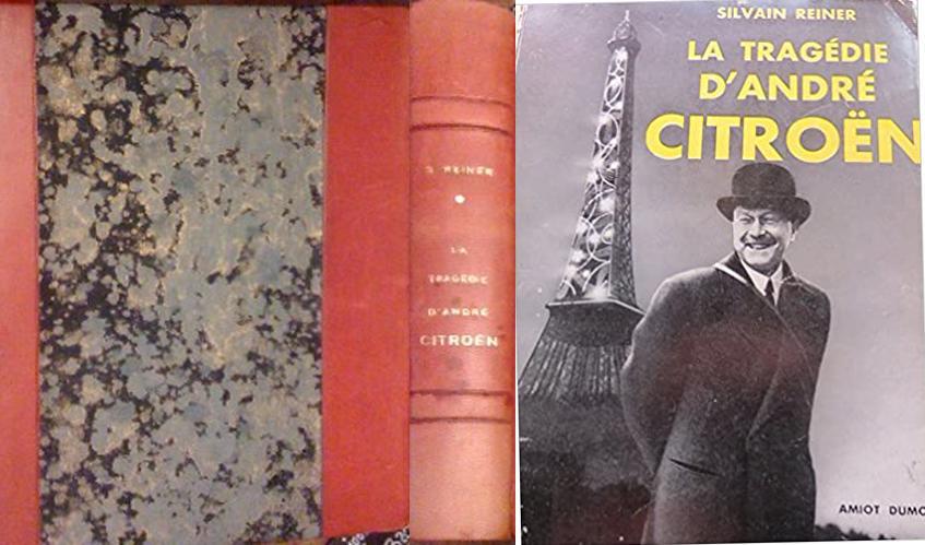 1954 La Tragédie d'André Citroën