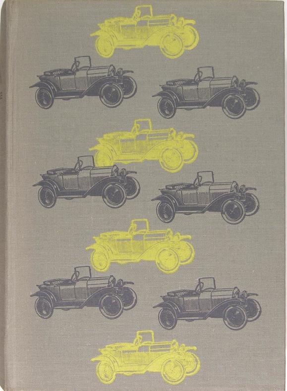 1954 La Tragedie d'André Citroën papier Savoie beau livre