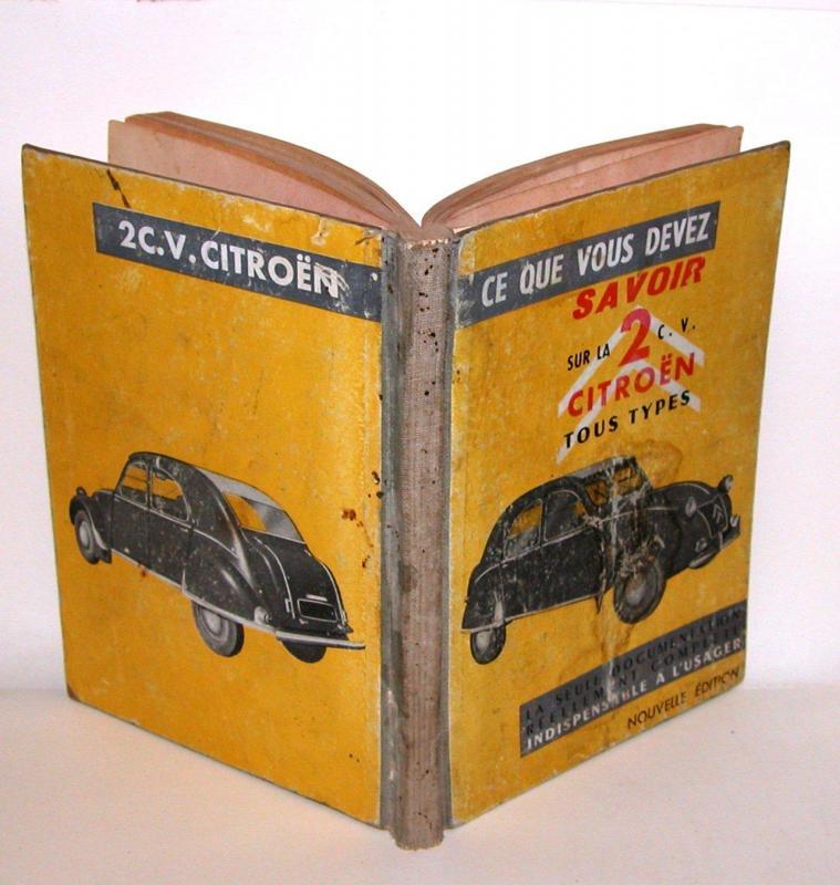 1955 Ce que vous devez savoir sur la 2CV
