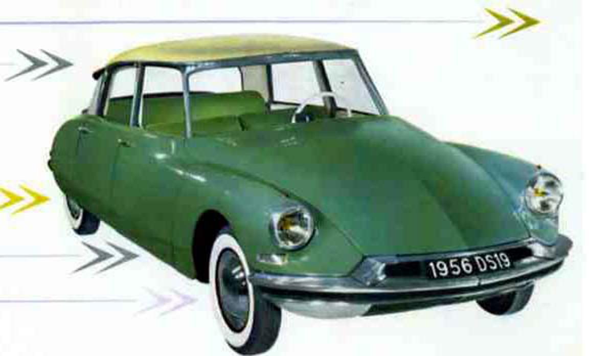1956 Citroën DS 19