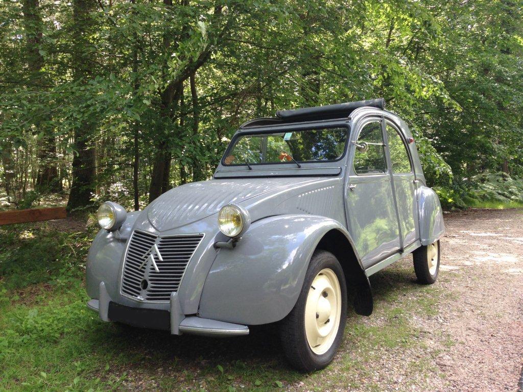 1956 Citroën 2CV AZ