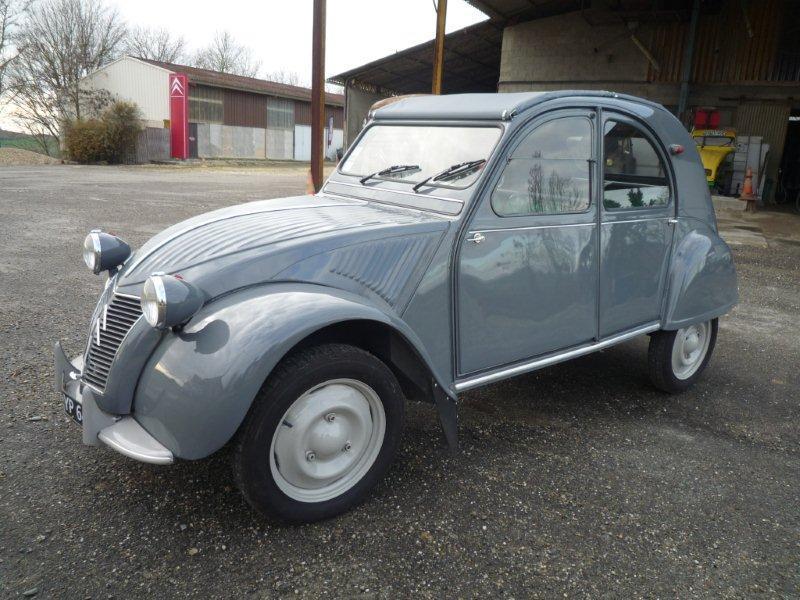 1957 Citroën 2CV AZ